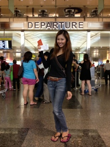 Departure!