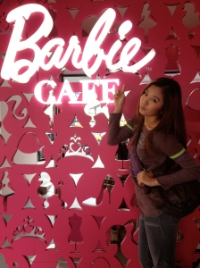 Barbie Cafe!