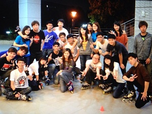 The taiwan skaters!